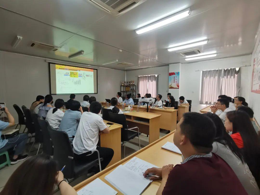 天津中醫藥大學肖學鳳教授到魯南制藥考察交流